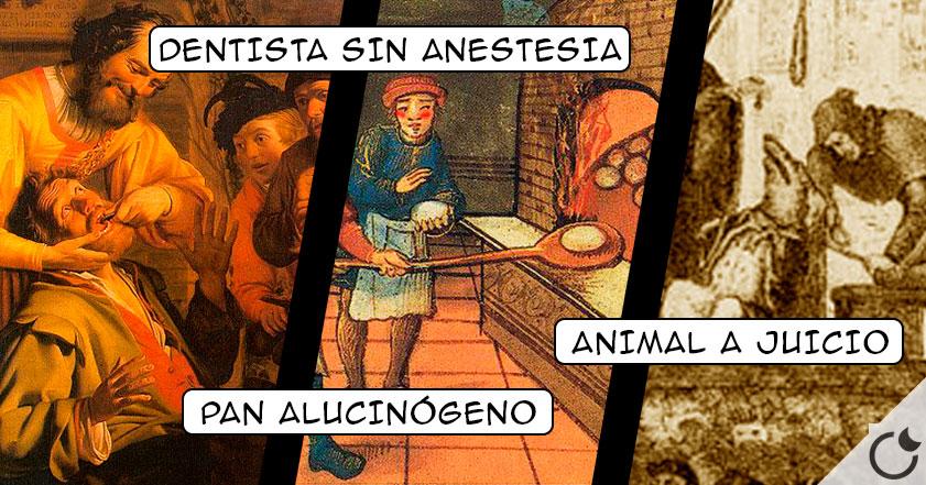 9 ASQUEROSAS aunque SORPRENDENTES COSTUMBRES de la Edad Media