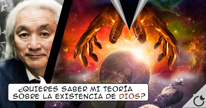 Científico AFIRMA demostrar la EXISTENCIA de DIOS: MICHIO KAKU