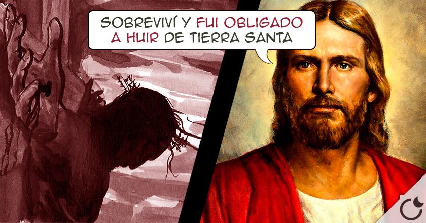 ¿SOBREVIVIÓ JESÚS A LA CRUCIFIXIÓN? Investigaciones APOYAN esta teoría