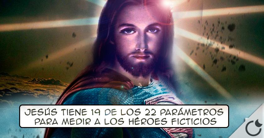 Como hicieron de Jesús UN SUPERHÉROE: La Escala de Raglan