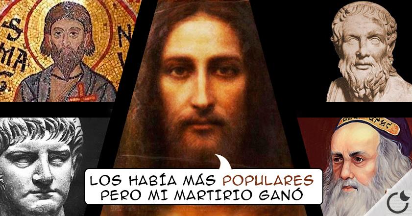 JESÚS NO era ni el ÚNICO PROFETA ni el MÁS FAMOSO de su ÉPOCA