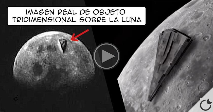 ESTUDIOS CIENTÍFICOS DE IMAGEN dicen que EL APOLO 8 tuvo contacto EXTRATERRESTRE