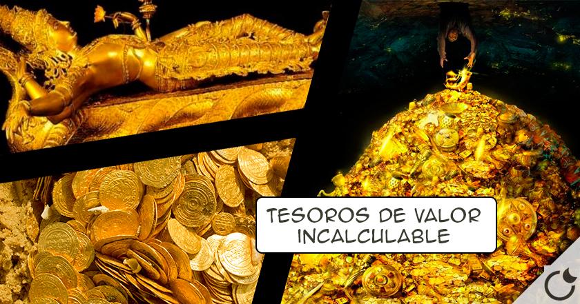 Los 10 tesoros arqueológicos MÁS VALIOSOS encontrados en los últimos 20 años