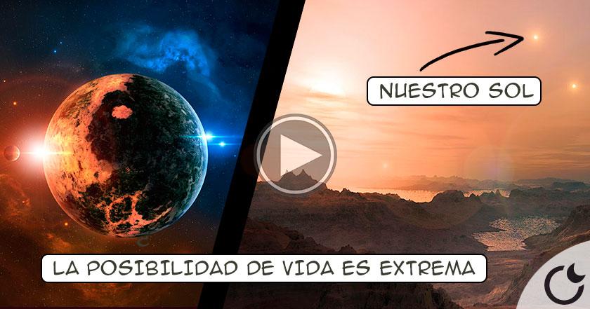 CLON de la Tierra con POSIBLE VIDA es descubierto EN NUESTRO SISTEMA: PROXIMA B