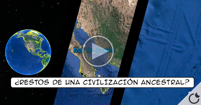 CIUDAD ANCESTRAL desconocida es descubierta en las costas de MEXICO