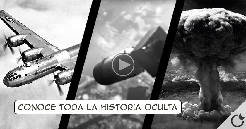 ¿Por qué EE.UU. arrojó una BOMBA NUCLEAR sobre Hiroshima?¿ERA NECESARIO?