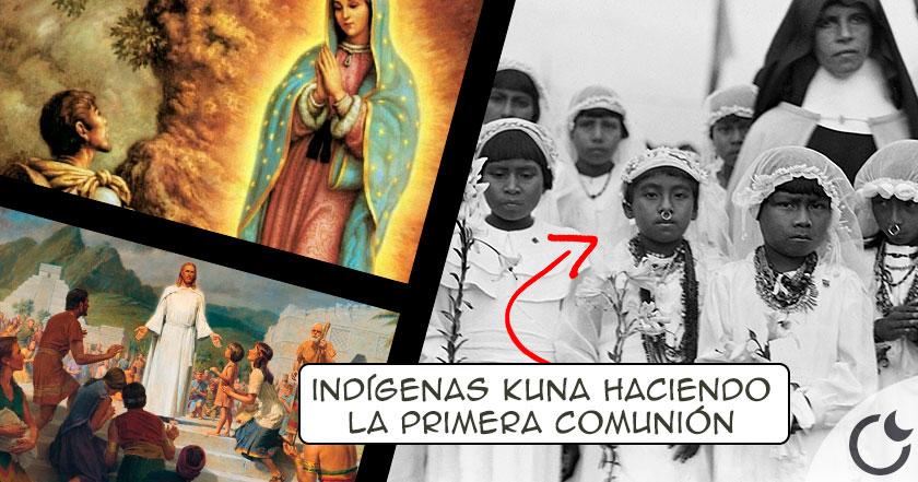 ¿Por qué los indígenas ACEPTARON el catolicismo y OLVIDARON POR COMPLETO sus dioses?