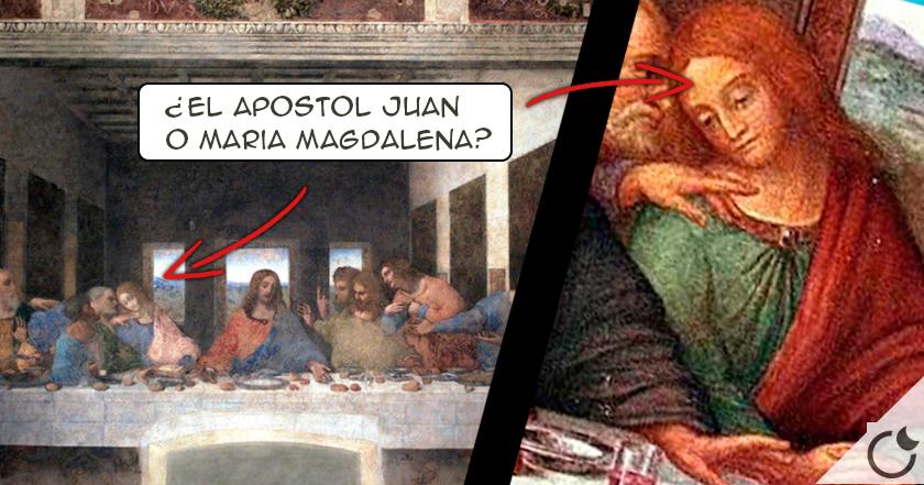 «EL VERDADERO SECRETO» escondido por Da Vinci en 'La última cena' ES REVELADO…¿O NO?