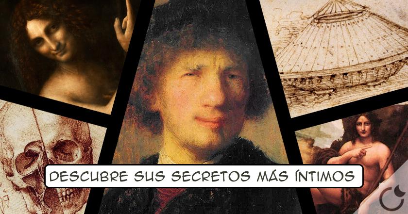 Los 3 SECRETOS más INCONFESABLES de Leonardo da Vinci. Descúbrelos AQUI