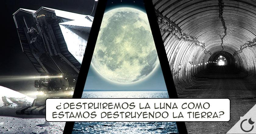 Luz verde a 1ª misión PRIVADA a la luna para EXPLOTACIÓN Platino y Helio-3 ¿Estás de acuerdo?