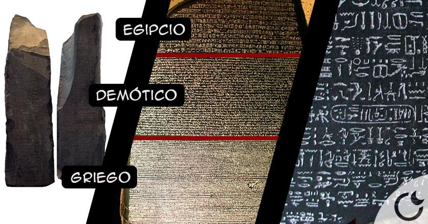Piedra ROSETTA: 1 de los MAYORES hallazgos de la HUMANIDAD RESUELTO para TI