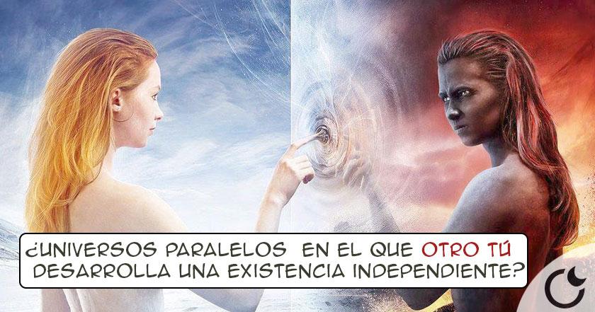 Resultado de imagen de Si existen los universos paralelos alguno podría ser como el nuestro