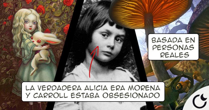 La VERDADERA historia de «Alicia en el país de las maravillas».10 realidades que TE ASOMBRARÁN