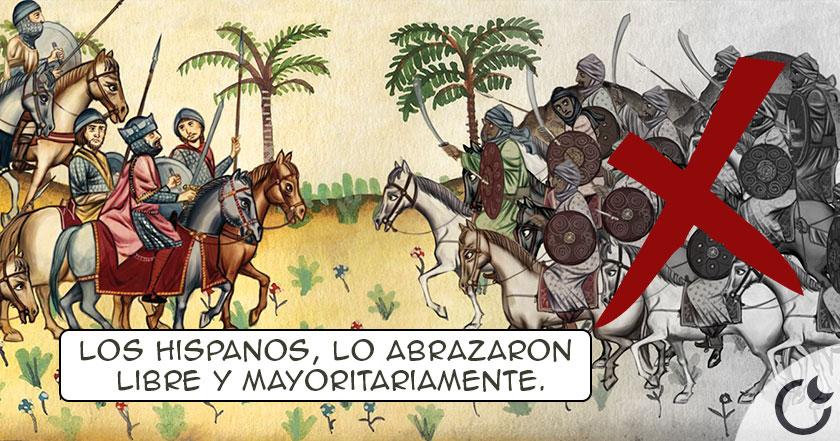 Los árabes NO INVADIERON ESPAÑA. Historiadores NIEGAN la versión CATÓLICA