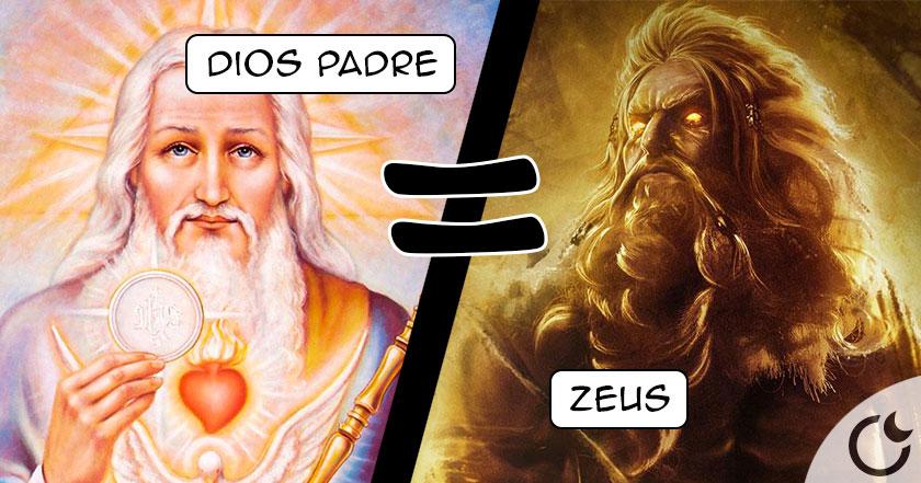5 Historias bíblicas ROBADAS de la Mitología Griega. ¿Y sigues creyendo que es ORIGINAL?
