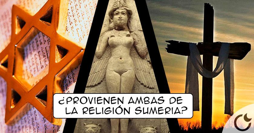 ¿Son el CRISTIANISMO y el JUDAISMO COPIAS de religiones pasadas? POR SUPUESTO. Aquí los datos…