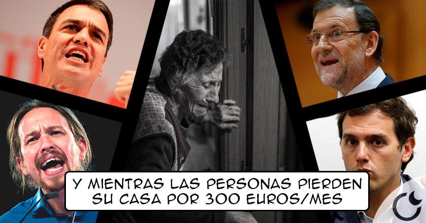 A España le cuesta estar sin gobierno 34 MILLONES DE EUROS AL DÍA