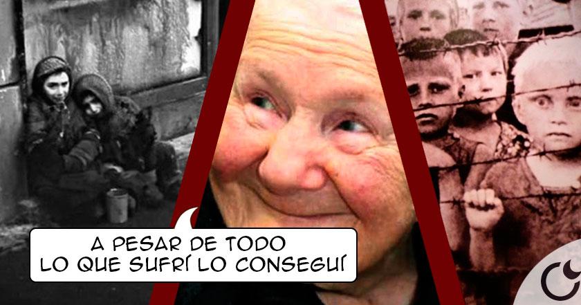 SALVÓ a 2.500 niños del Gueto de Varsovia a pesar de los MARTIRIOS: Irena Sendler