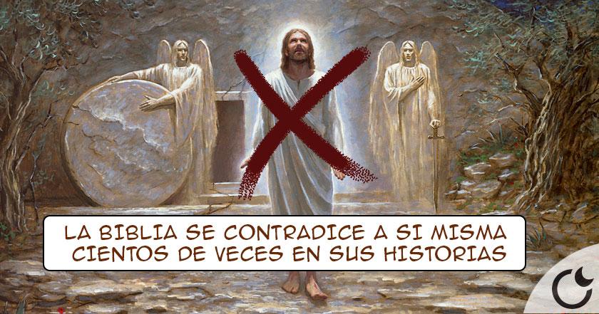 Profundas INCOHERENCIAS que impiden que CREAS en la RESURRECCIÓN de JESÚS