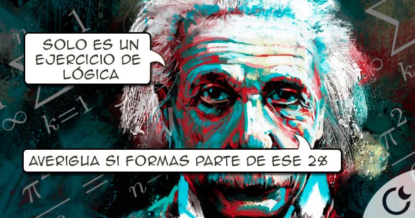 El ACERTIJO de Einstein que sólo el 2% de la población PUEDE RESOLVER ¿Estás listo?