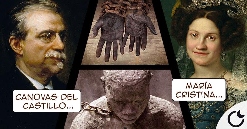 La extensa historia de LA ESCLAVITUD EN ESPAÑA que NUNCA te han contado y SE OLVIDÓ