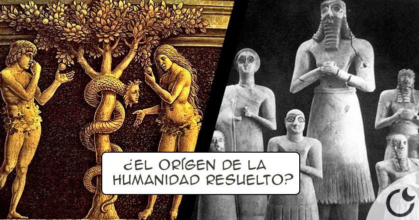 ¿Eran los DIOSES del EDÉN CIENTÍFICOS de otros mundos que nos CREARON?
