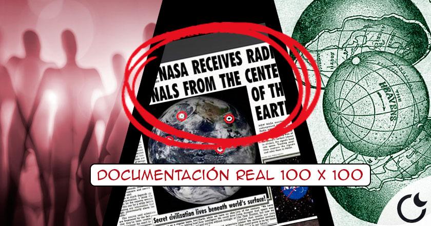 Recibido señales de radio INTELIGENTES del interior de la tierra ¿Civilización INTRATERRESTRE? Todo apunta a que SI