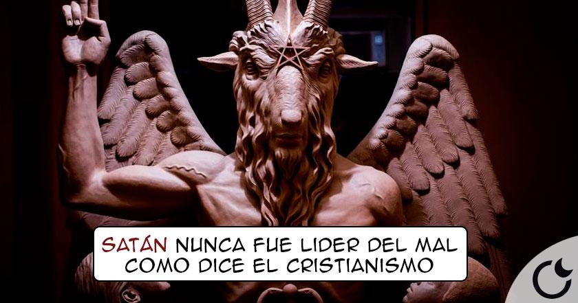 Satanás: enemigo declarado del DIOS cristiano ¿Cuál es su origen?