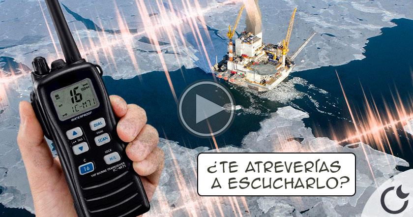 Terroríficos SONIDOS en el Ártico son recogidos y desconciertan a CIENTÍFICOS canadienses