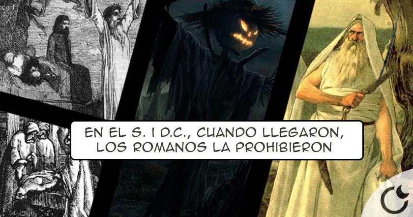 Halloween: la BRUTAL fiesta con SACRIFICIOS que fue prohibida por Roma