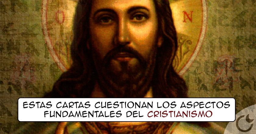 Jesús NO ERA DIVINO cartas antiguas lo CONFIRMAN y tiembla la Iglesia