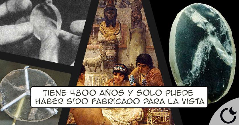 ¿Usaban los EGIPCIOS GAFAS? Aquí la evidencia DEFINITIVA documentada