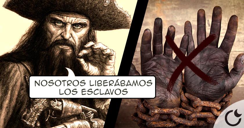 7 impresionantes formas en que LOS PIRATAS ayudaron a TERMINAR CON LA ESCLAVITUD
