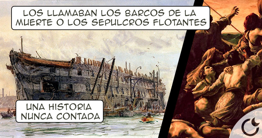 Las CÁRCELES FLOTANTES de Cádiz que acabaron cruelmente con 20.000 FRANCESES en el SXXI