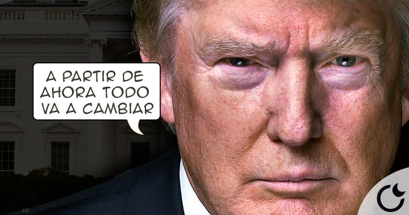 ¿Que VA A CAMBIAR en el mundo con Donald Trump COMO PRESIDENTE de EEUU?