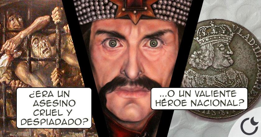 ¿Era Vlad (Drácula) un PSICÓPATA sin escrúpulos o un HÉROE?