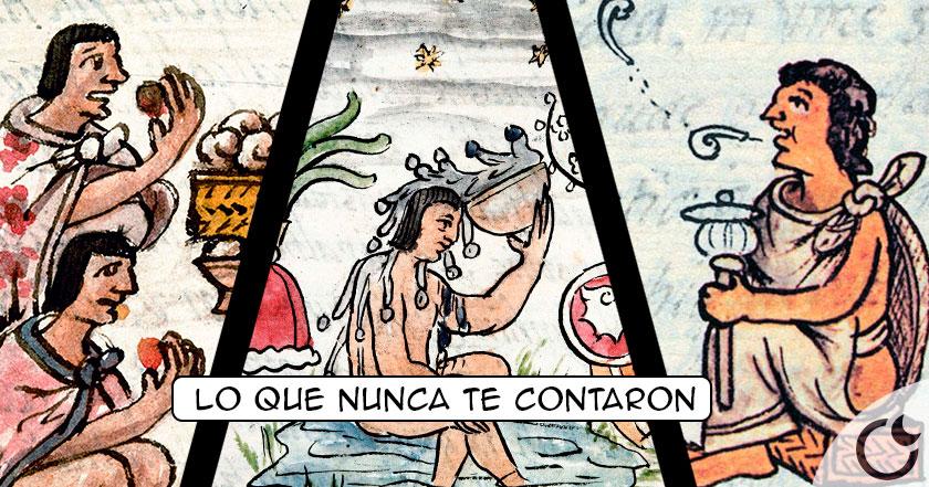 Día normal en la vida de un NOBLE azteca ¿Lo imaginas? DESCÚBRELO AQUI