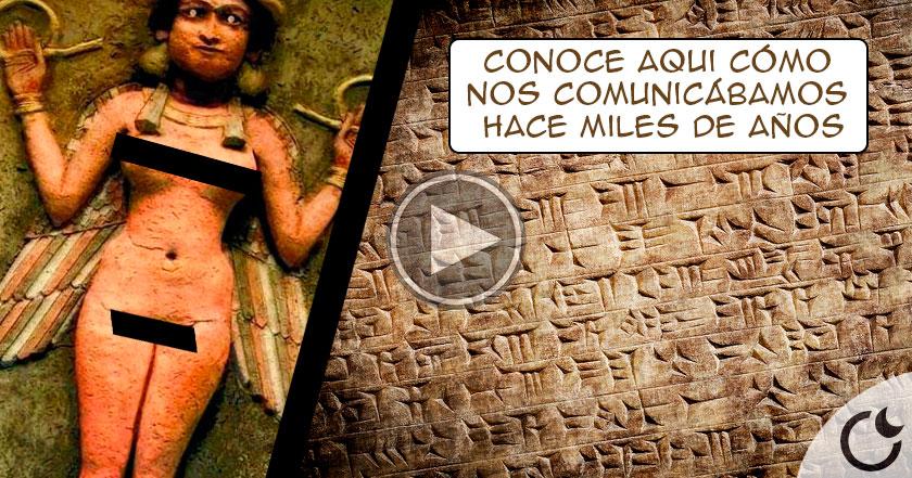 Lingüista descubre COMO HABLABAN los sumerios. Descúbrelo TÚ AQUÍ