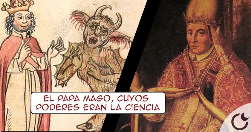 El PAPA maldito que pactó con el DIABLO: Silvestre II. Su INCREIBLE historia AQUI