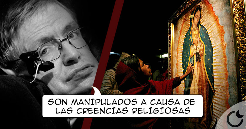 Stephen Hawking afirma: Los que CREEN en la VIRGEN seguirán siendo MANIPULADOS