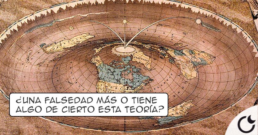 «Flat Earth Society»: Cree que la tierra ES PLANA en pleno SXXI. Conoce sus TEORÍAS