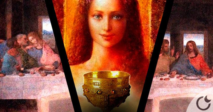 Increíble descubrimiento: el CÁLIZ de María Magdalena y el Santo Grial