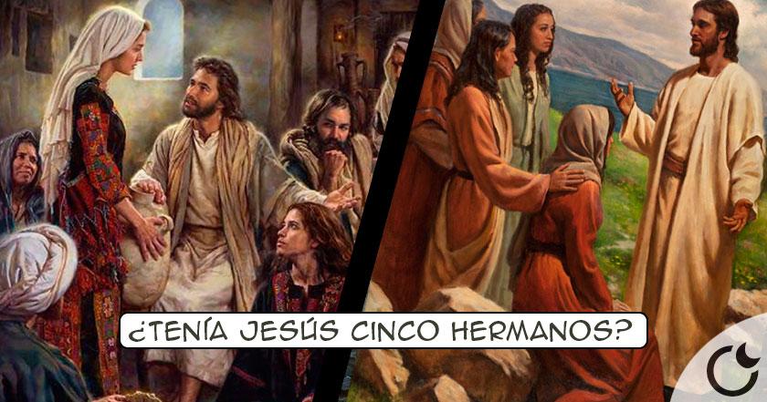 Las HERMANAS CARNALES de Jesús: Salomé y Susana. Conocelas AQUÍ