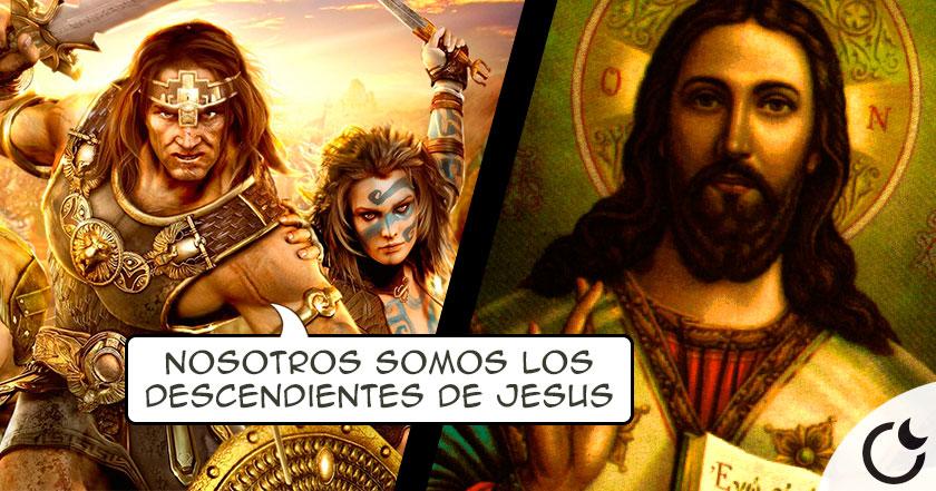 ¿Son las TRIBUS GERMÁNICAS los DESCENDIENTES directos de Jesús y María Mag?