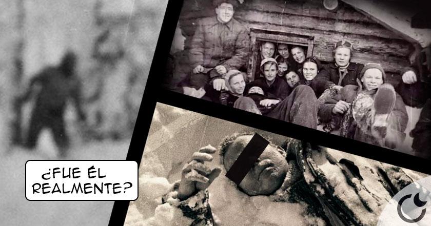 El YETI fue el causante del incidente del PASO DYATLOV afirma investigador Igor Burtsev