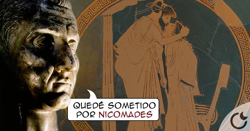 ¿Era Julio César Homosexual? Conoce la VERDAD sobre su Vida