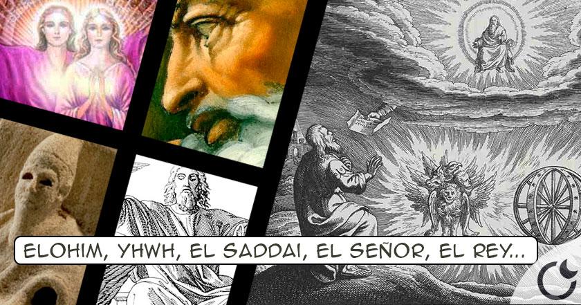 ¿Por qué en el antiguo testamento HAY MUCHOS DIOSES y en el nuevo SOLO UNO?