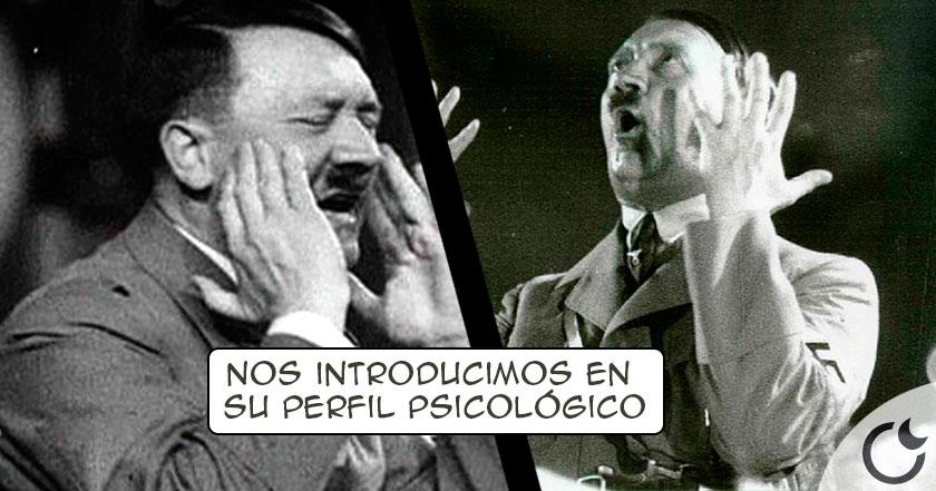 Adolf Hitler : ¿Estaba loco o solo era malvado? Descúbrelo tú mismo.