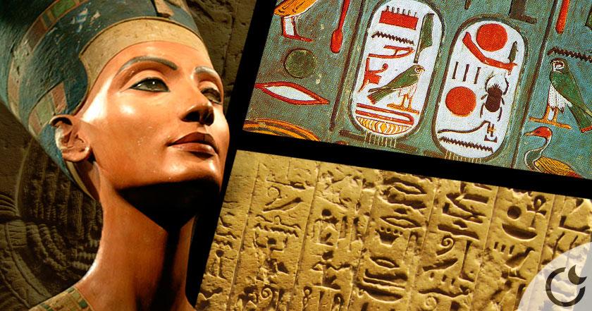 ¿Te gustaría aprender a leer jeroglíficos? Aquí te enseñamos como.