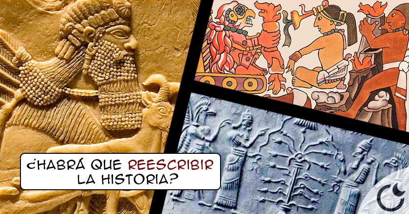 Los antiguos ingenieros CREARON a la raza humana según textos antiguos.
